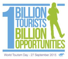 world tourism day 2015 logo